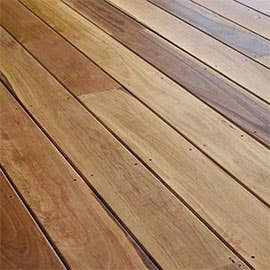 Grey Box Decking