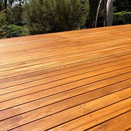 Tallowwood Decking