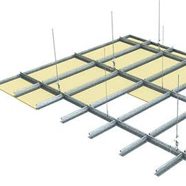 Concealed Grid Systems