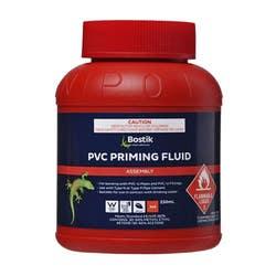 PRIMING FLUID 250ML RED PVC