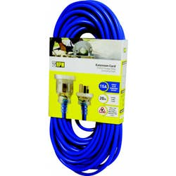 EXTENSION LEAD 20M EXTRA H/DUTY 15AMP