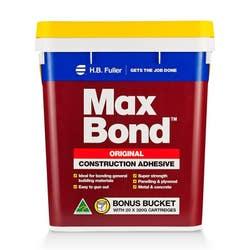 MAX BOND CONSTRUCTION ADHESIVE 320G - BOX OF 20