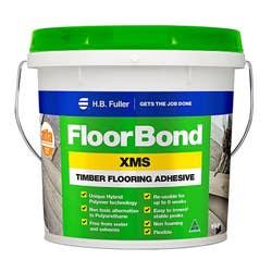 FLOORBOND XMS TIMBER FLR ADHESIVE 16KG