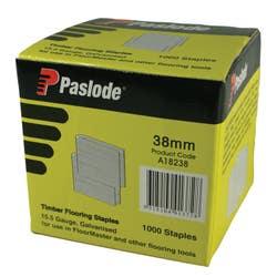 PASLODE STAPLE 38MM BOX 1000