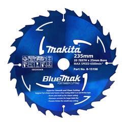 MAKITA BLUEMAK SAW BLADE 235X25X20T