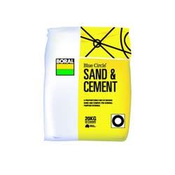 BORAL SAND & CEMENT MIX 20KG