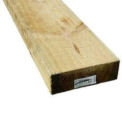 CCA Treated Pine Sleepers
