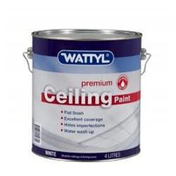 WATTYL PREMIUM CEILING PAINT 4L