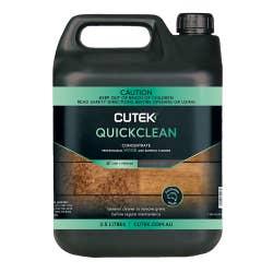 CUTEK QUICK CLEAN OIL 2.5L