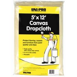 DROP SHEET CLOTH HVY DUTY 1.5M X 3.6M
