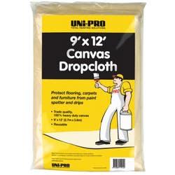 DROP SHEET CLOTH HVY DUTY 3.6M X 2.7M