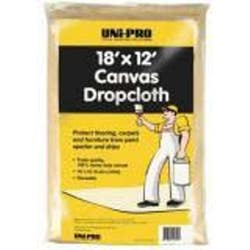 DROP SHEET CLOTH HVY DUTY 5.4 M X 3.6M