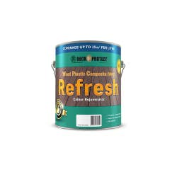 DECK PROTECT WPC REFRESH SILVER GUM 4L