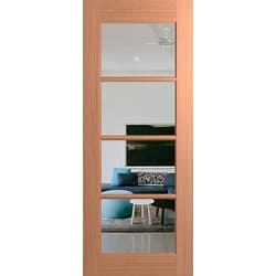 DOOR JST4 2040X820X40 CLEAR