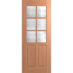 DOOR JST 6 2040X820X40 CATHEDRAL