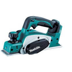 MAKITA 18V PLANER 82MM SKIN ONLY