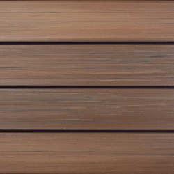 DURALIFE DECKING STARTER GE/SE TROP WALNUT 138X23 5.4M