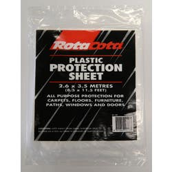 DROP SHEET DISPOSABLE PLASTIC
