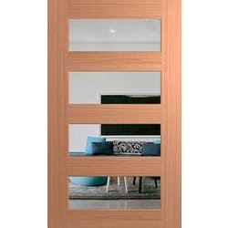 DOOR XS24 SPM 2040X1200X40 CLEAR