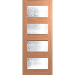 DOOR XS24 SPM 2040X820X40 CATHEDRAL