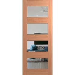 DOOR XS24 SPM 2040X820X40 CLEAR