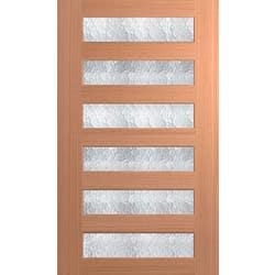 DOOR XS26 SPM 2040X1200X40 CATHEDRAL