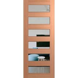 DOOR XS26 SPM 2040X820X40 CLEAR