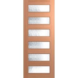 DOOR XS26 SPM 2040X820X40 CATHEDRAL