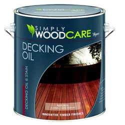 HAYMES WOODCARE DECKING OIL NATURAL
