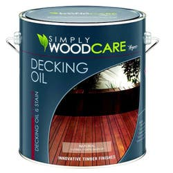 HAYMES WOODCARE DECKING OIL NATURAL 4L