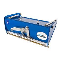 TAPEPRO FLAT BOX BLUE 250MM