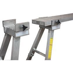 FLEXISTOOL LEG ECON SLIDE/ADJ 550-800MM