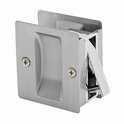 CAVITY DOOR LOCK RECT. PASSAGE SC VISUAL