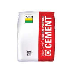BORAL GENERAL PURPOSE CEMENT (RED) 20KG