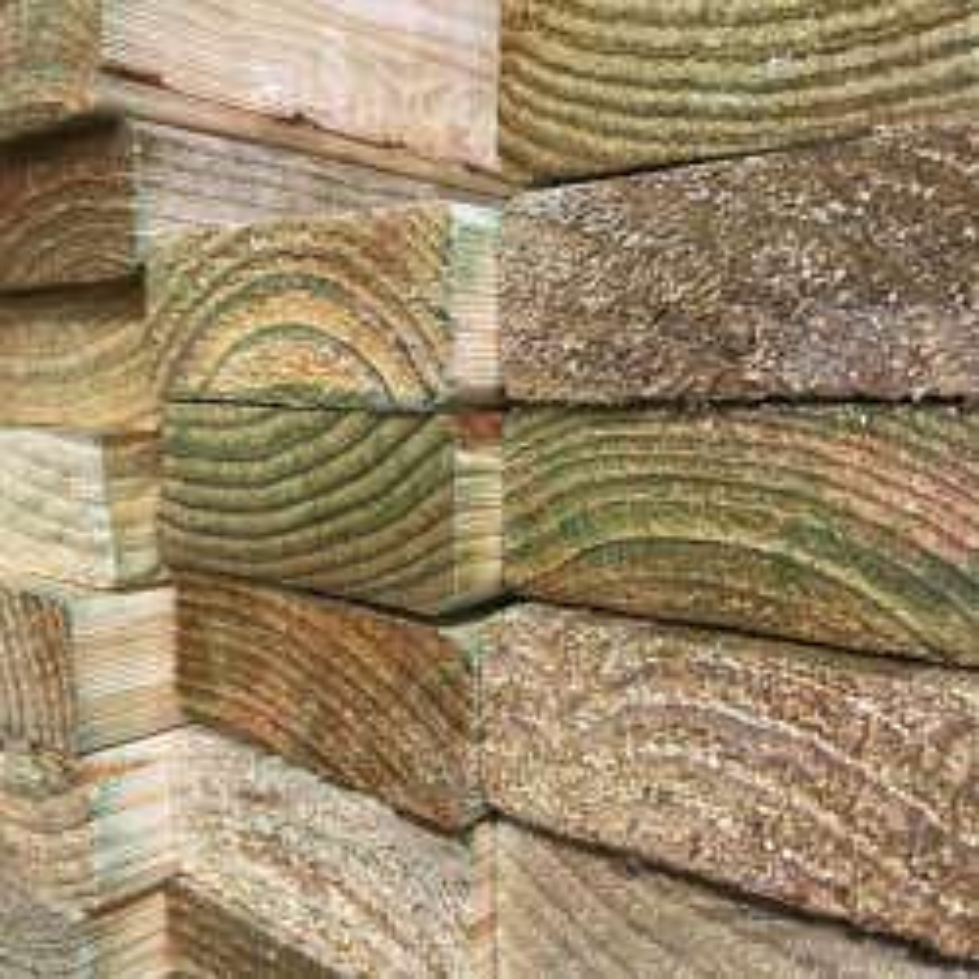 90 X 35 H3 Treated Pine