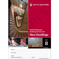 RESIDENTIAL BUILDING CONTRACT NEW 2 PACK