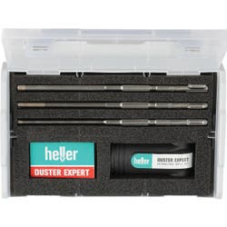 HELLER SDS PLUS DUSTER EXPERT 3PC SET