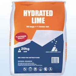 HYDRATED LIME (PLASTERERS) 20KG