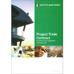 HIA PROJECT TRADE CONTRACT (PAD OF 20)
