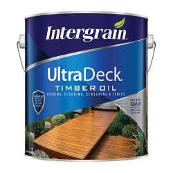 Intergrain UltraDeck Timber Oil Natural