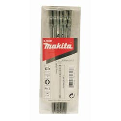 MAKITA 162MM  NO.2 SCREW TIP  BFR540/550