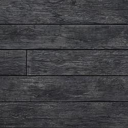 MILLBOARD DECKING CARBONISED WEATHERED EMBERRED 200X32 3.6M