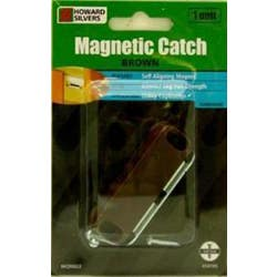 MAGNETIC CATCH 65MM WHITE