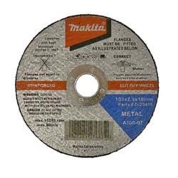 METAL CUT OFF WHEEL 100 X 2.5 X 16
