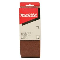 MAKITA SANDING BELT 76MMX533MM 120G PK5