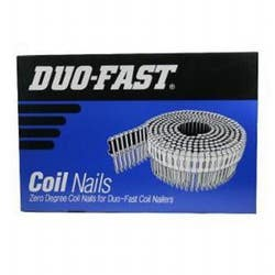 PASLODE DUO-FAST 2.5 X 60 GAL  COIL NAIL