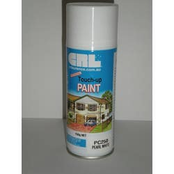 TOUCH UP PAINT PEARL WHITE 150G
