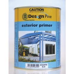 DESIGN PINE EXTERIOR PRIMER BLUE 1L