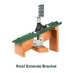ROOF EXTENDA BRACKET/ SEAL 250 TO 310MM