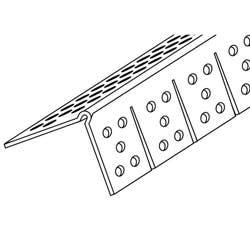 ARCHWAY CORNER BEAD PVC X 3000MM *3D*